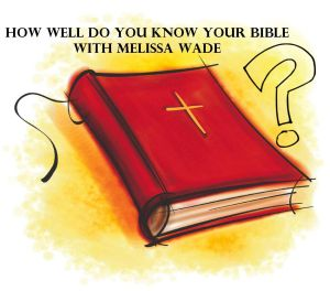 HOW WELL BIBLE TRIVIA