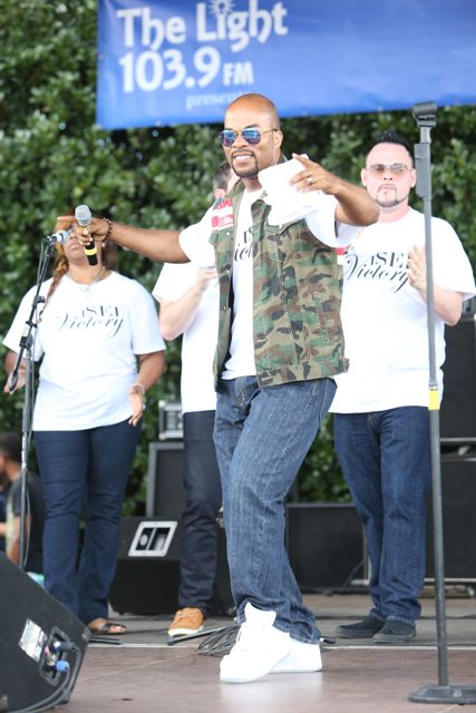 JJ Hairston Unity In The Community