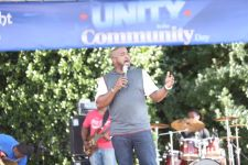 jason nelson at unity in the community