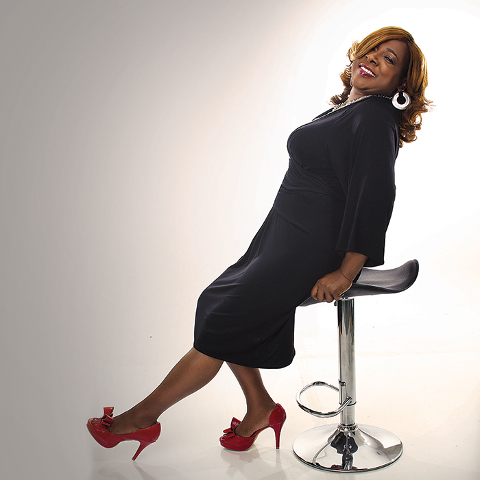 2014 Lamplighter Awards Performer Beverly Crawford The