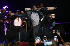 Tye Tribbett at NCCU Homecoming Gospel Concert