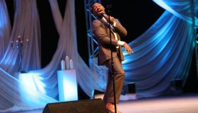 Earnest Pugh at Lamplighter Awards 2014
