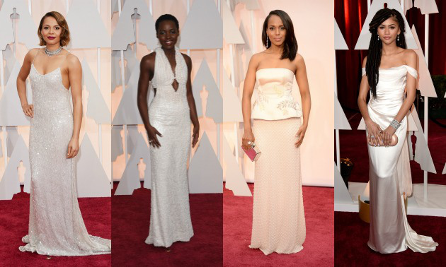 Oscars Red Carpet Rundown