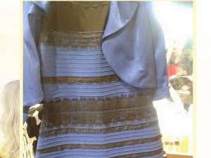 the-dress  white and gold