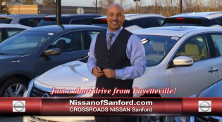 Crossroads Nissan Radio One Raleigh