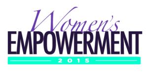Women's Empowerment 2015 Logo