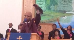 pastor of the month,pastor fuller,beauty spot missionary baptist church
