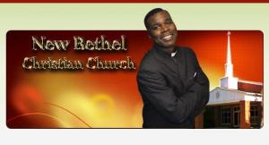 April Pastor of the Month - Rev. Tracy Jerome Bell