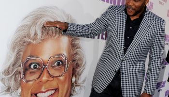 Screening Of Lionsgate Films' 'Tyler Perry's Madea's Big Happy Family' - Red Carpet