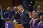 5 Times President Obama Tackled Racism In Rev. Clementa Pinckney's Eulogy