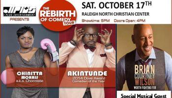 Rebirth Comedy Tour