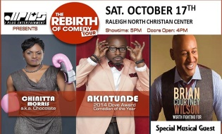 Rebirth Comedy Tour