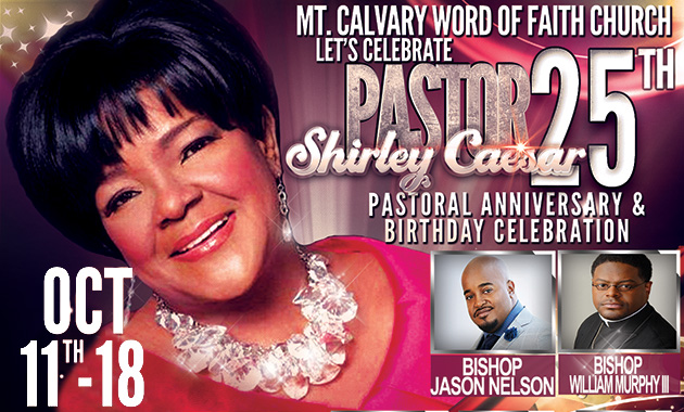 Pastor Shirley