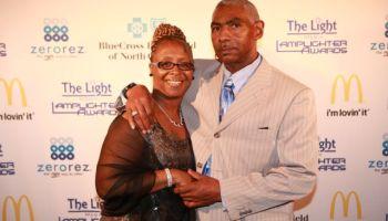 Lamplighter Awards Blue Carpet