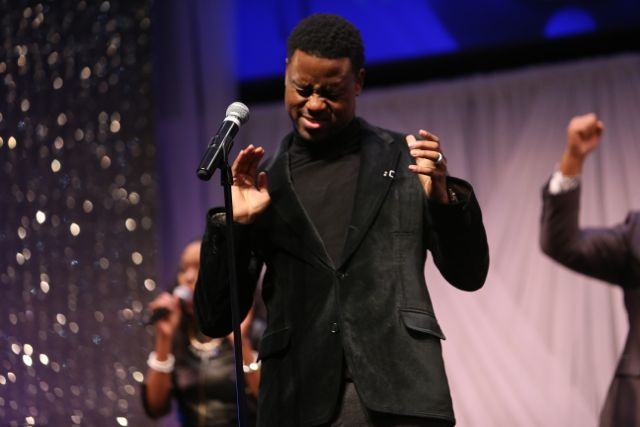 Charles Jenkins at Lamplighter Awards 2015 Performers