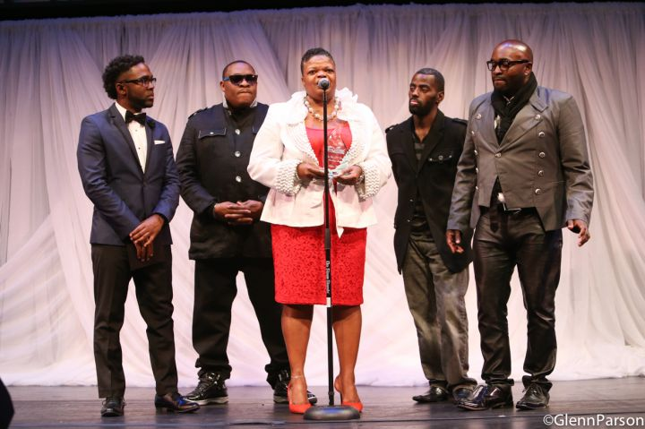 Lamplighter Awards On Stage Photos