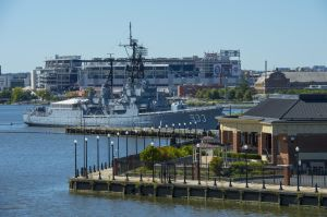 Washington Navy Yard Scene