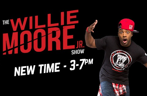 Willie Moore new time