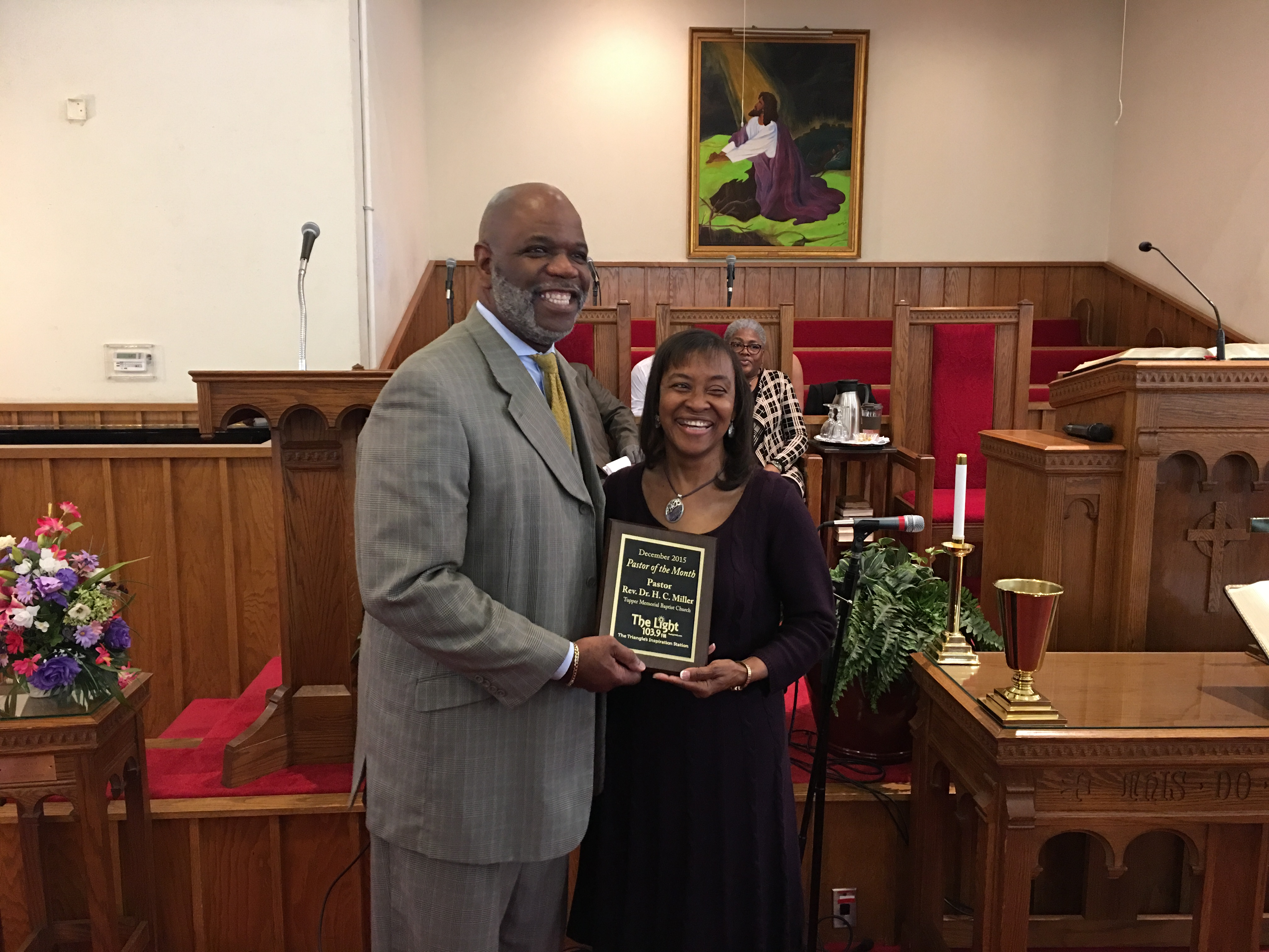2015 December Pastor Of The Month
