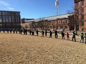 Durham City Prayer Walk