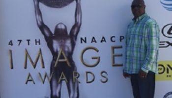 Hometown Champion at NAACP Image Awards