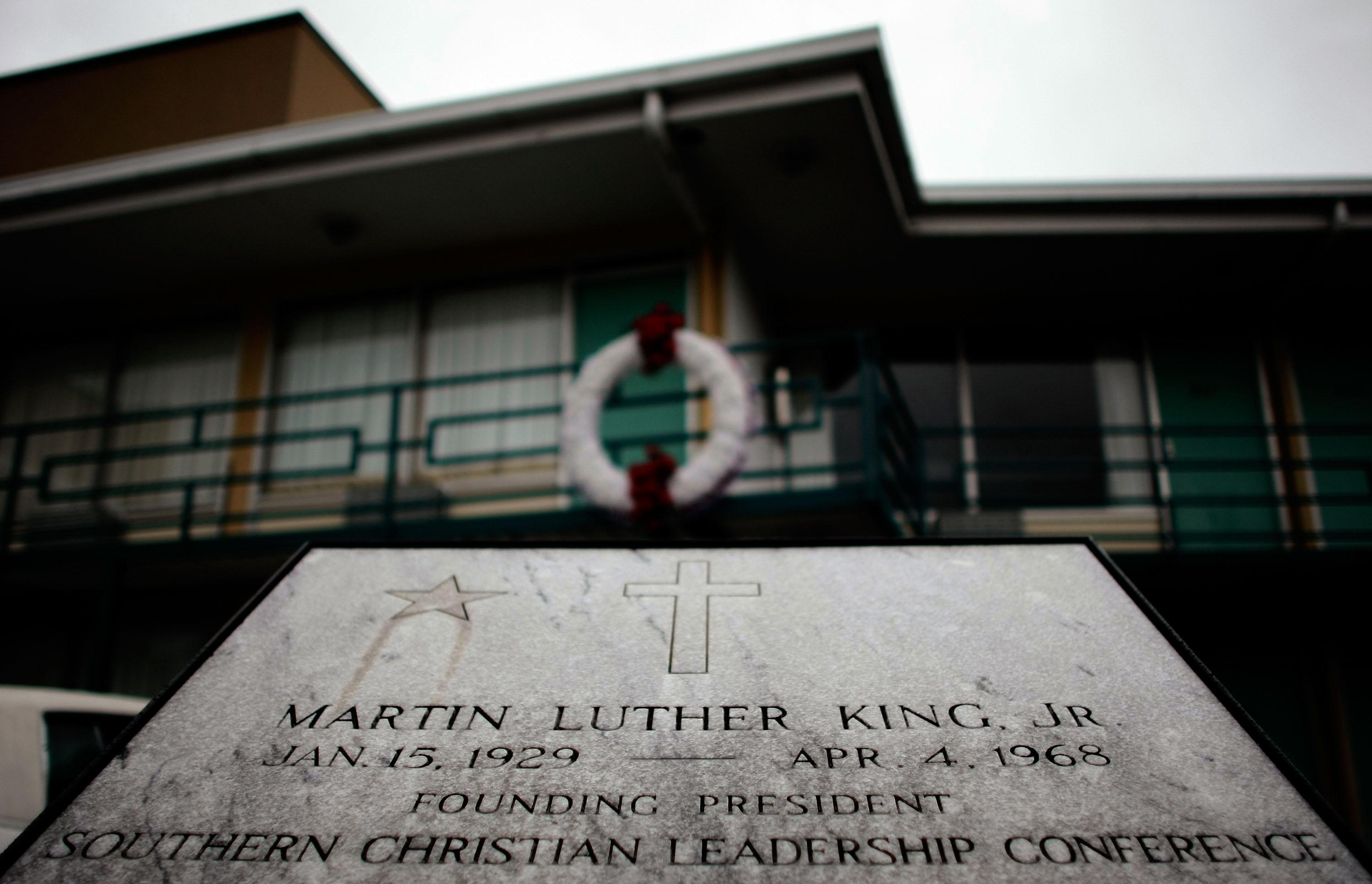 40th Anniversary Of MLK's Assassination Remembered
