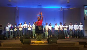 Pastor of the Month for May 2016