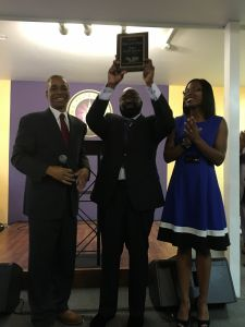 June 2016 Pastor Of The Month