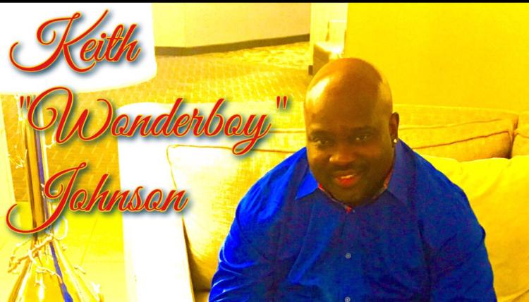 Keith Wonderboy Johnson