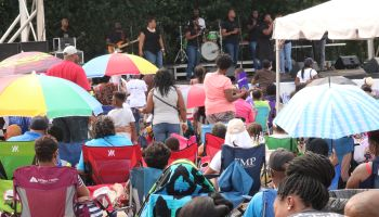 2016 Unity In The Community Day Crowd Pictures