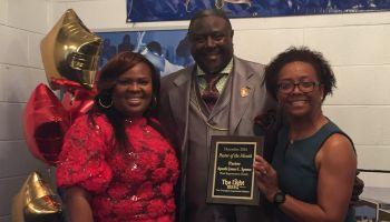 December Pastor of the Month Presentation