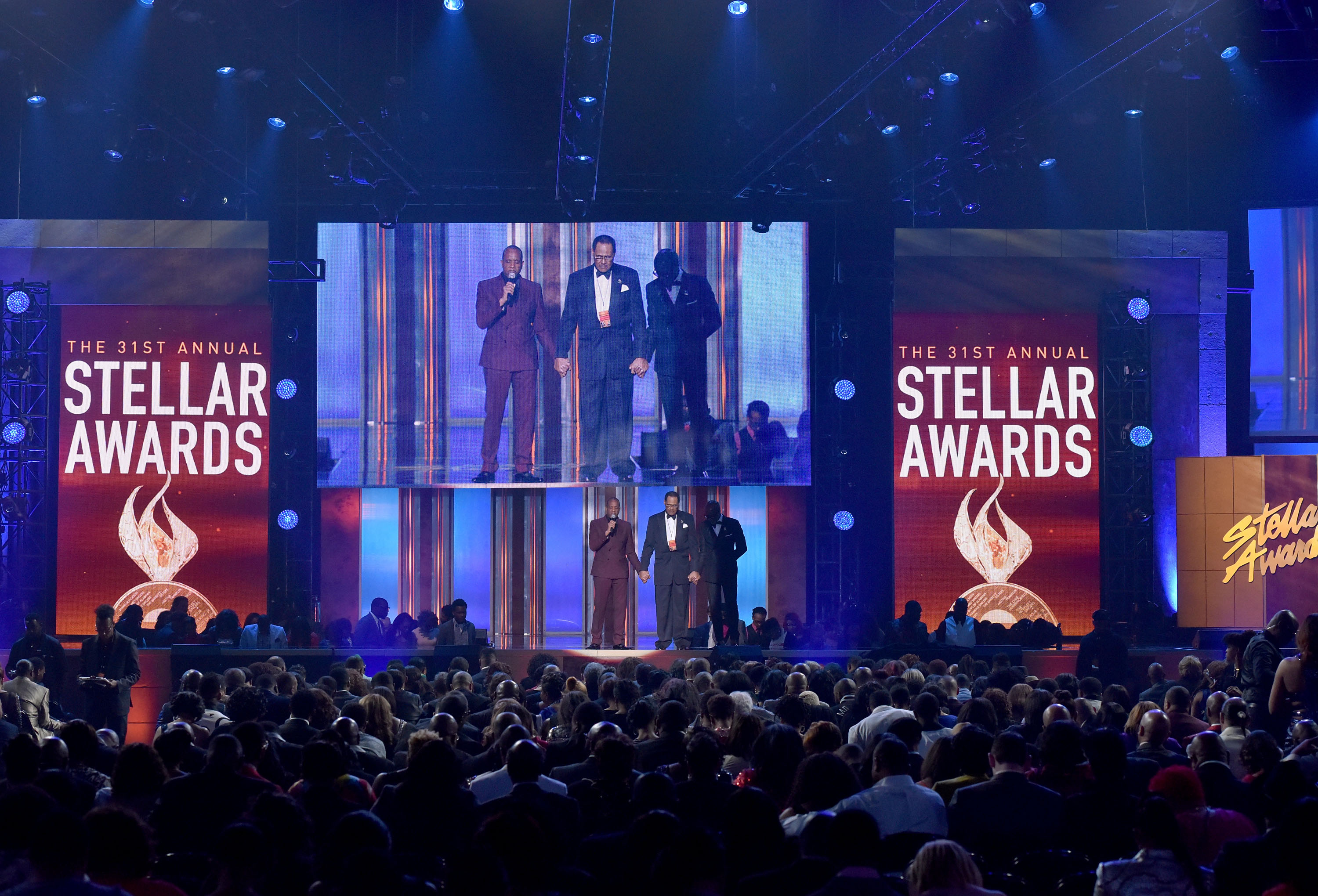 2016 Stellar Gospel Awards - Show