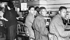 Black Students Sitting-In at Woolworth's