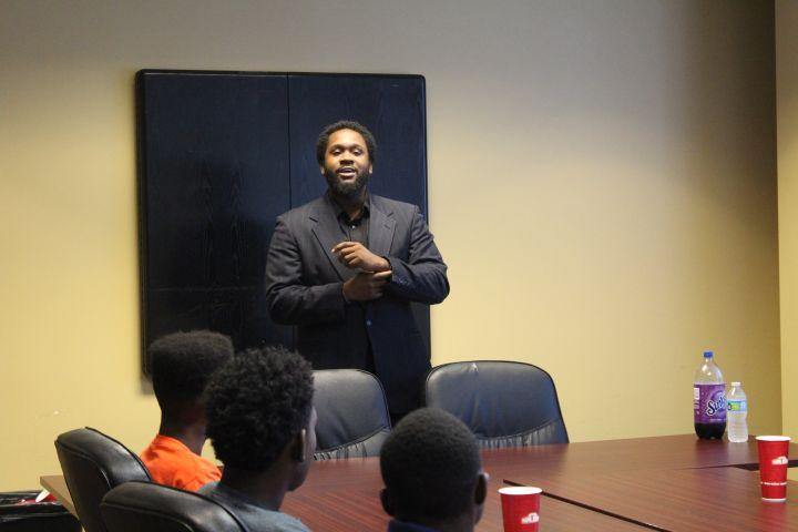 WNNL Meet & Greet With Willie Moore, Jr.