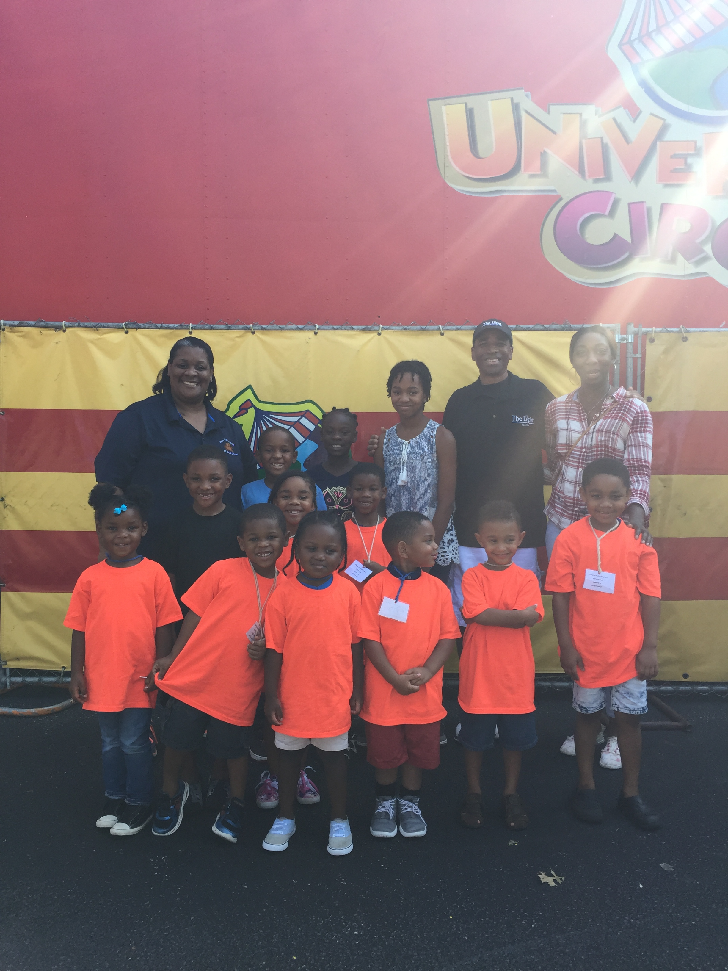 UniverSoul Circus - The Light