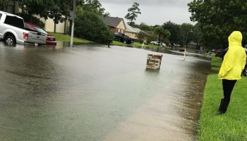 Damage Caused By Hurricane Harvey In Houston [Photo Gallery]