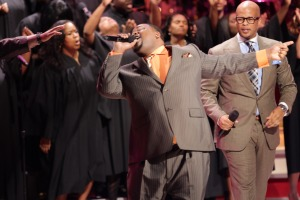BET's 2012 Celebration Of Gospel