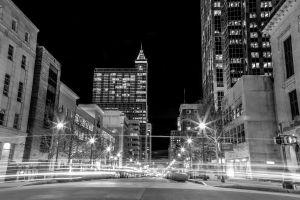 Downtown BlackWhite