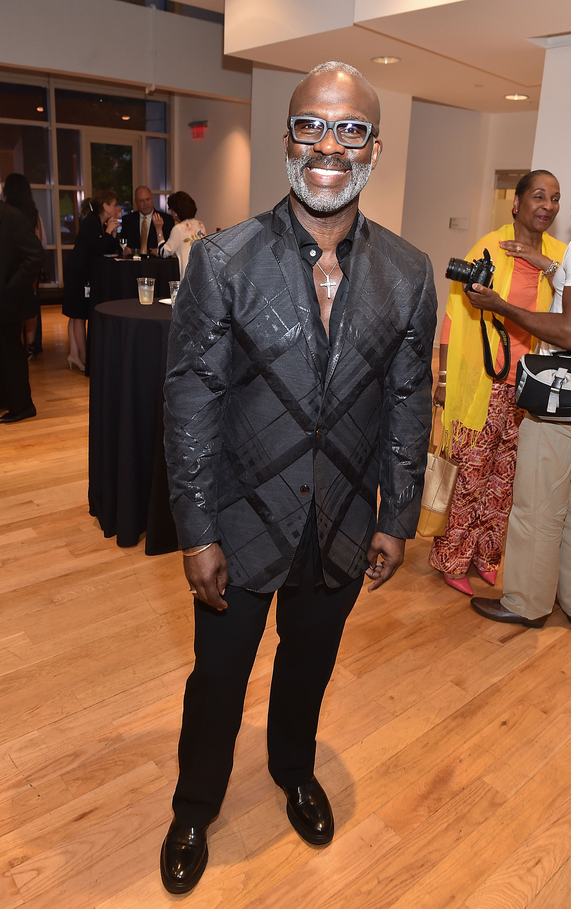 Private Reception With BeBe Winans