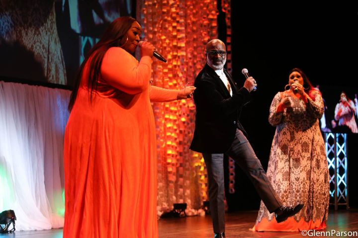 Lamplighter Awards 2017 – BeBe Winans