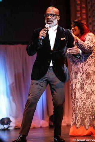 Lamplighter Awards 2017 - BeBe Winans