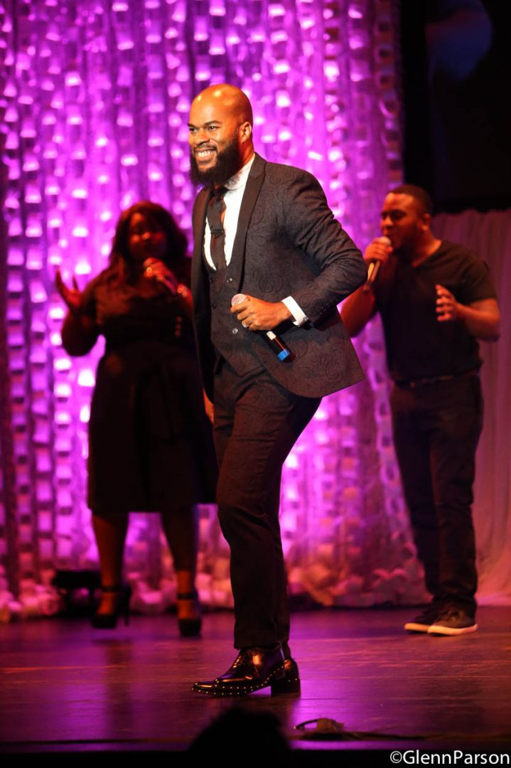 Lamplighter Awards 2017 – J.J. Hairston & Youthful Praise