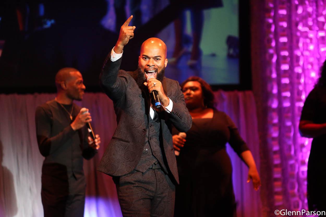 Lamplighter Awards 2017 - J.J. Hairston & Youthful Praise