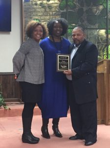 November Pastor of the Month Onyx Martin