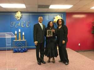December 2017 Pastor of the Month