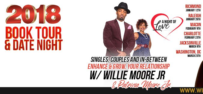 A Night of Love - Willie Moore, Jr.
