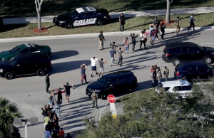 High school shooting at Marjorie Stonemason Douglas High School