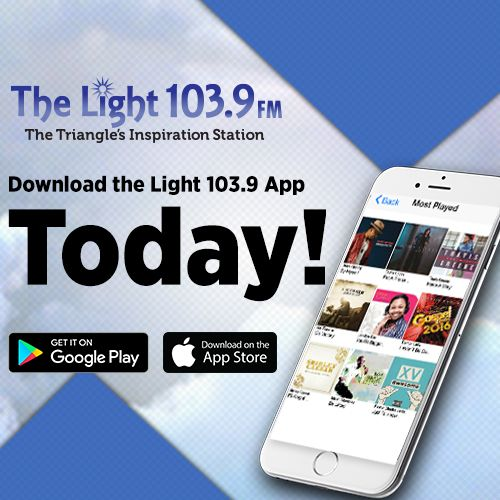 The Light NC mobile app