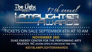 Lamplighter Awards 2018