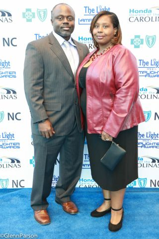 Lamplighter Awards 2018 Blue Carpet 2